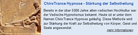 ChiroTrance Hypnose